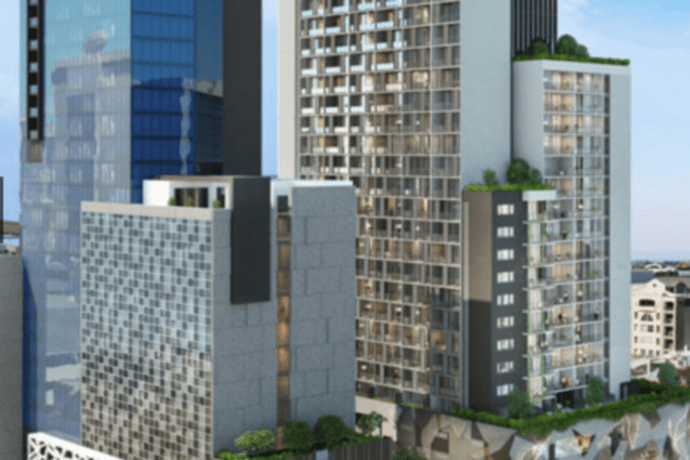 NV Apartments - 380 Murray Street, Perth