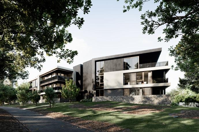 Oakwood Kew Residences - 8 Main Drive, Kew