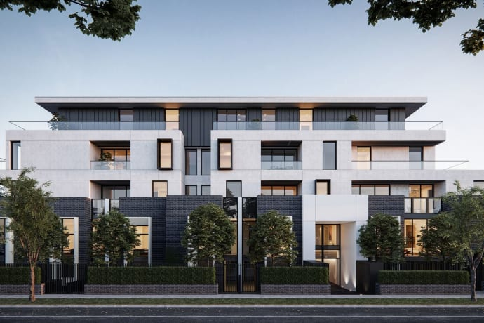 Olea - 44-54 Kambrook Road, Caulfield North