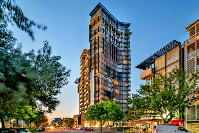 One - 248 Flinders Street, Adelaide