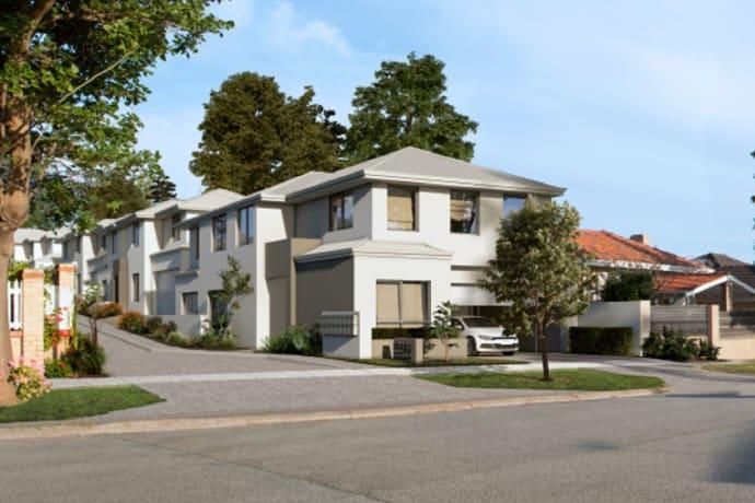 One54 - 154 Banksia Street, Tuart Hill