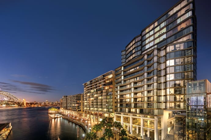 Opera Residences - 71 Macquarie Street, Sydney