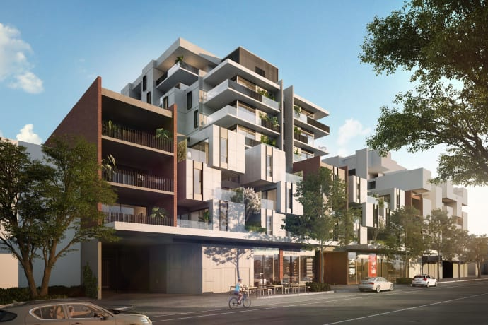 Ovation - 98 Buckley Street, Footscray