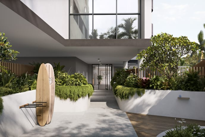 Palm Beach Residences - 10-12 Brooke Avenue, Palm Beach
