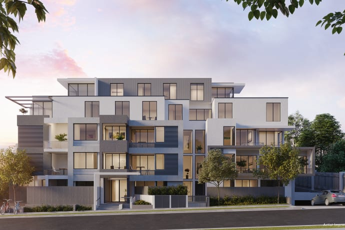 Parer Apartments - 137 Burwood Highway, Burwood