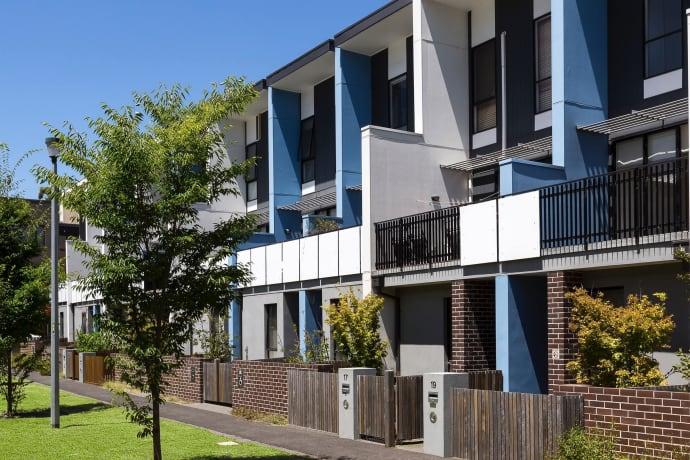 Park Terraces - Willow Ware Close, North Melbourne