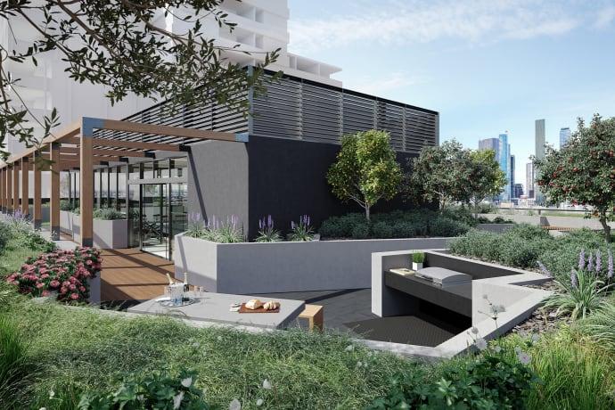 Parkhill Apartments - 408 Spencer Street, West Melbourne