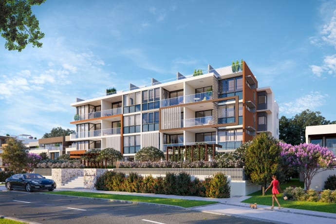 Peninsula Residences - 52 Harbourview Drive, Hope Island