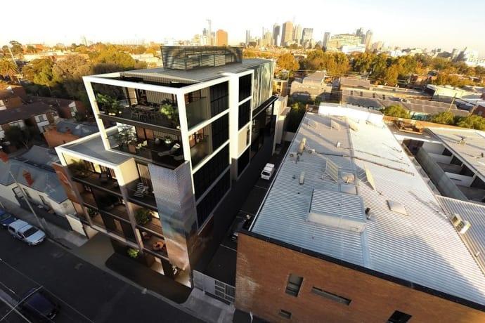 Pica Apartments - 8 New Street, Richmond