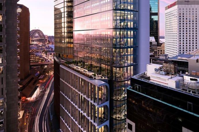 Poly Centre - 210-232 George Street, Sydney