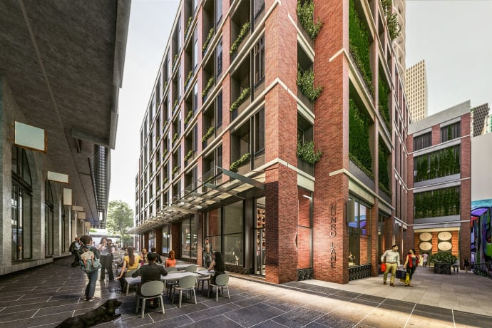 QVM Residences - 91-111 Therry Street, Melbourne