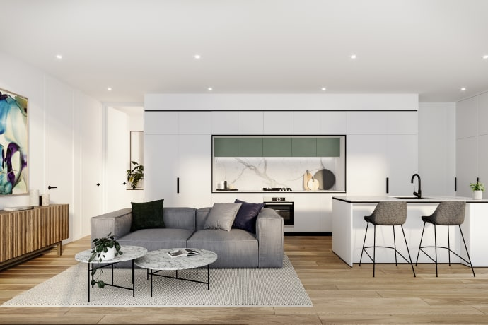Ringwood Residences - 301 Maroondah Highway, Ringwood
