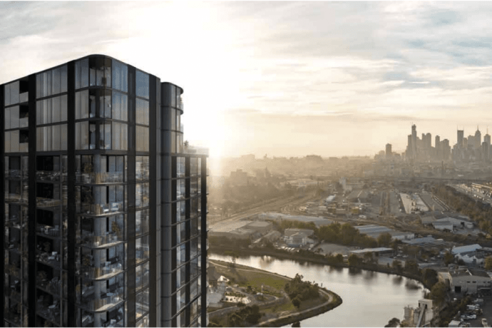 River One - 6 Joseph Road, Footscray