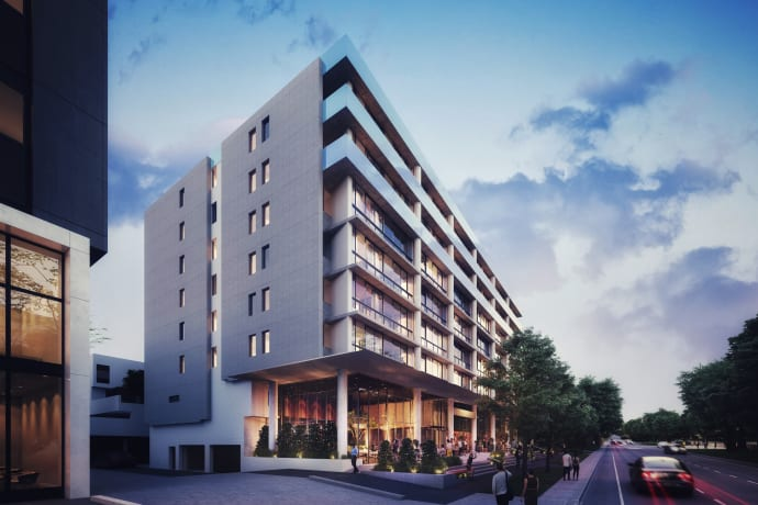 Seventy One - 71 Constitution Avenue, Campbell