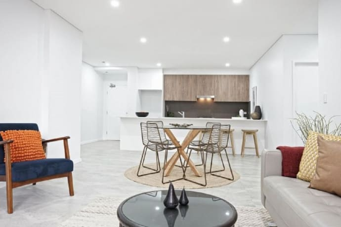 Sky Garden Apartments - 29-31 Lethbridge Street, Penrith