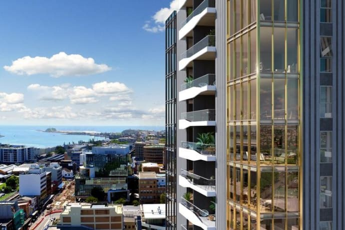 Sky Residences - 509 Hunter Street, Newcastle