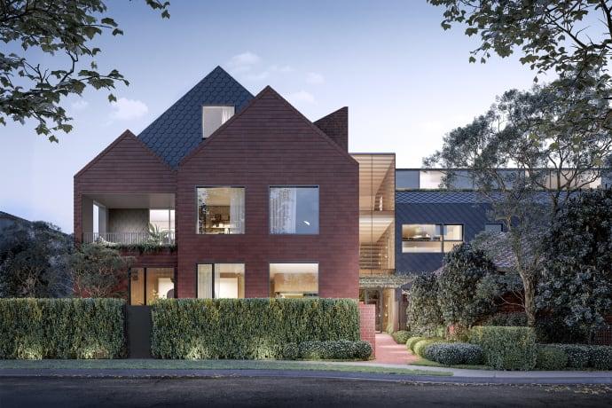 Slate House - 7 Bleazby Avenue, Brighton