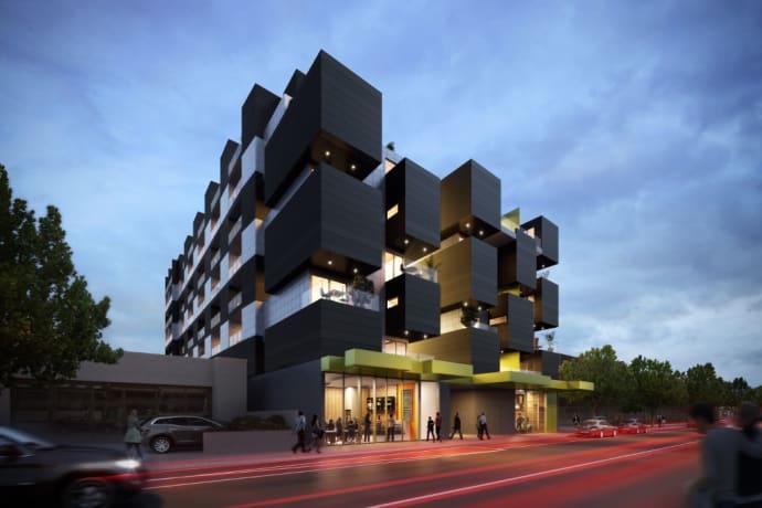 The Buckley - 90 Buckley Street, Footscray