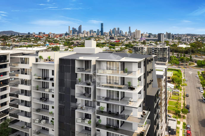 The Carl Residences - 21-25 Carl Street, Woolloongabba