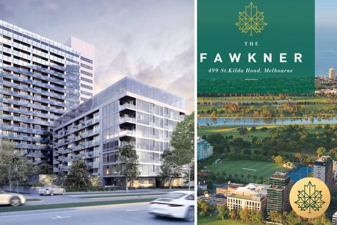 The Fawkner - 499 St Kilda Road, Melbourne