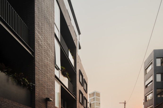 The Hensley - 37-41 Bayswater Road, Potts Point