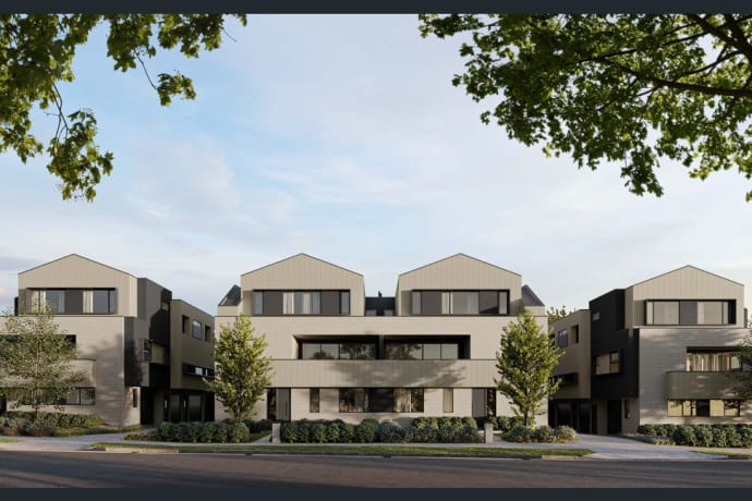 The Ivory of Wantirna Estate - 548 Boronia Road, Wantirna