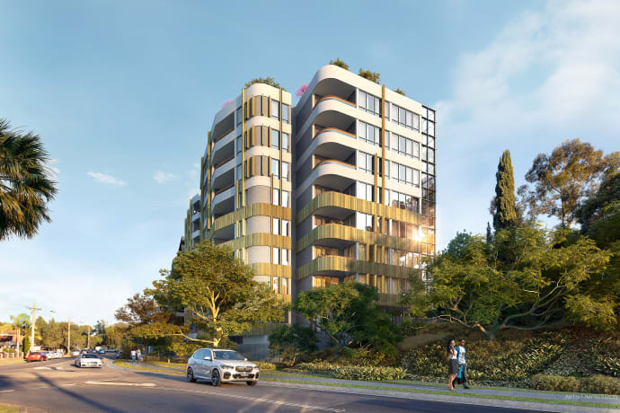 The Lidcombe Rise - 36 Church Street, Lidcombe