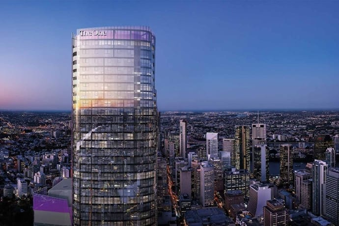The One Residences - 8 Adelaide Street, Brisbane
