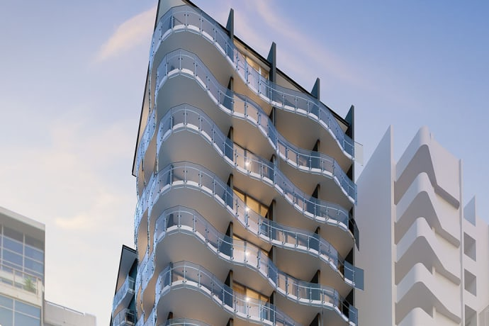 The Oxford Residences - 292-302 Oxford Street, Bondi Junction