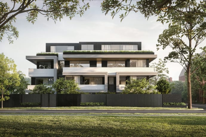 The Park Residences - 235 Balaclava Road, Caulfield North