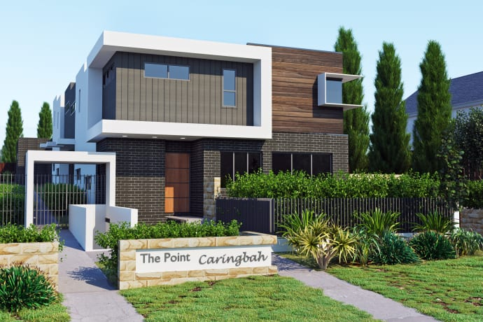 The Point - 2 Actinotus Avenue, Carringbah South