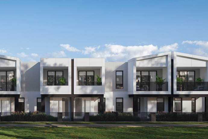 The Reserve Townhomes - 12 Accord Avenue, Officer