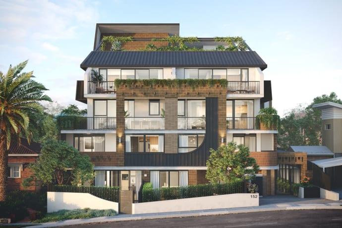 The Residence - 152 Scarborough Beach Road, Scarborough