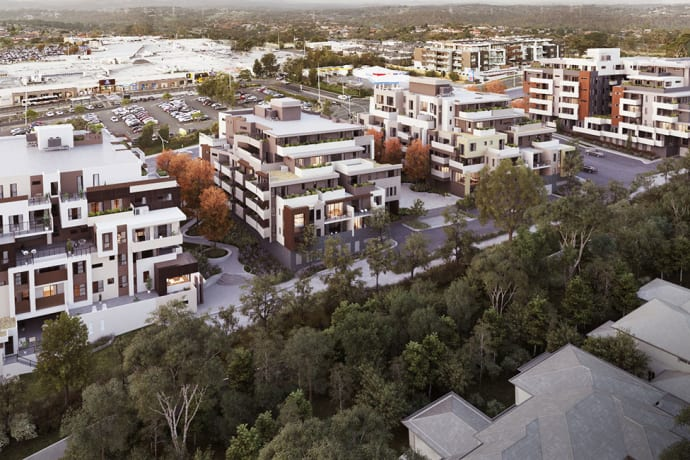 The Seasons Apartments - 180-200 Reynolds Road, Doncaster East