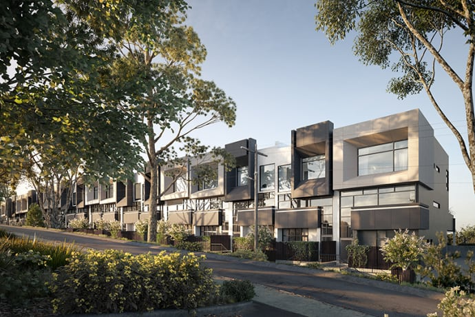 The Terraces - 20 Toorak Avenue, Croydon