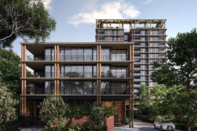 The Witton - 29 Finney Road, Indooroopilly