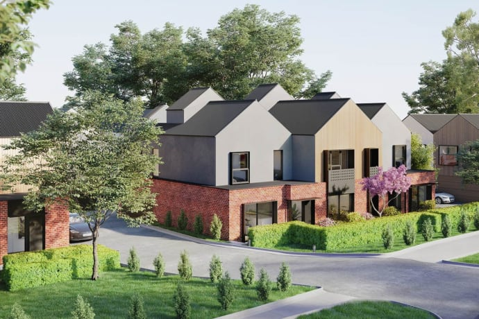 Thrive Townhomes - 99 Old Warrandyte Road, Donvale