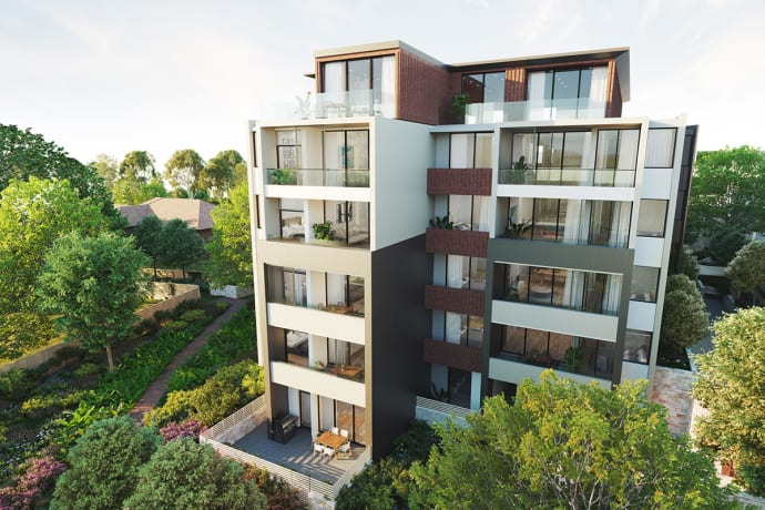 Tilia by Poly - 3-5 Milray Street, Linfield