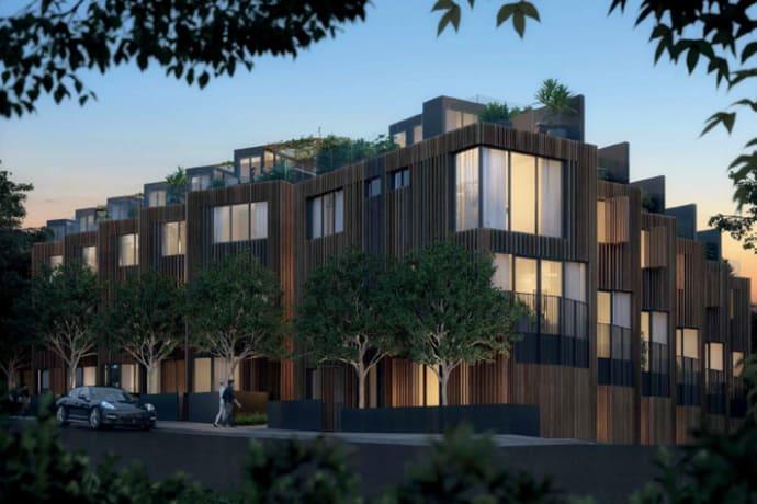 Treehaus - 65-71 Manningham Street, Parkville