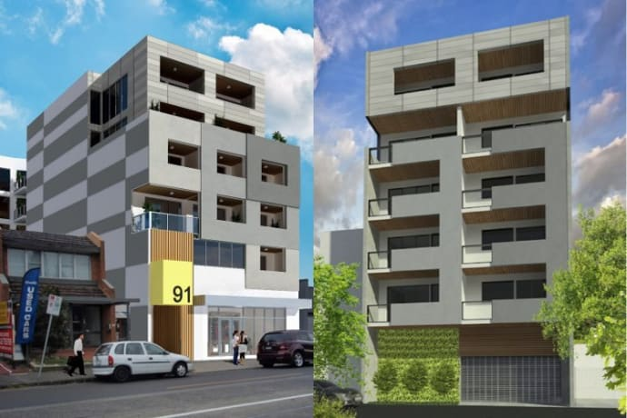 TreViso Apartments - 91 Nicholson Street, Brunswick East