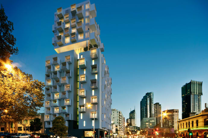 Upper House - 516-520 Swanston Street, Carlton