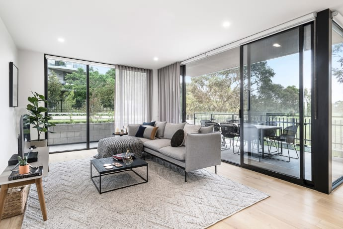 Vista Apartments - 9 Remington Drive, Highett