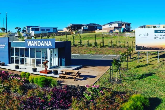 Wandana - Corner Barrabool Road & Cityview Drive, Wandana Heights
