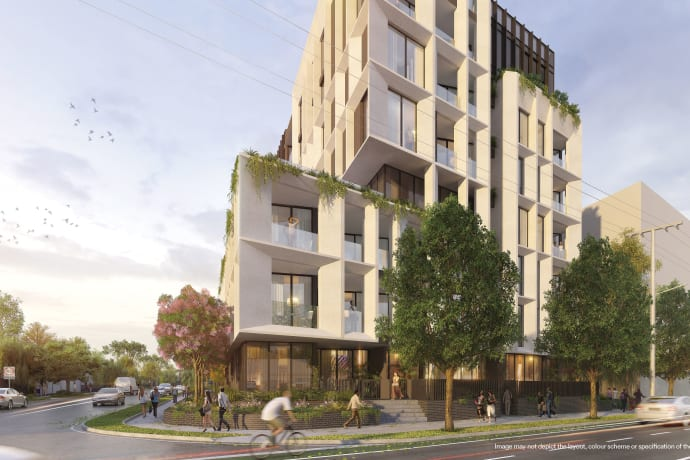 Parkview Apartments, YarraBend - Alphington
