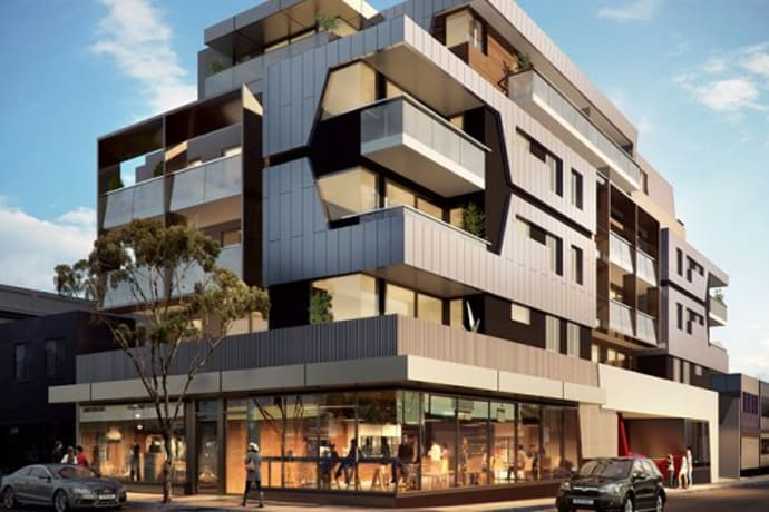 Zac Apartments - 227 High Street, Prahran