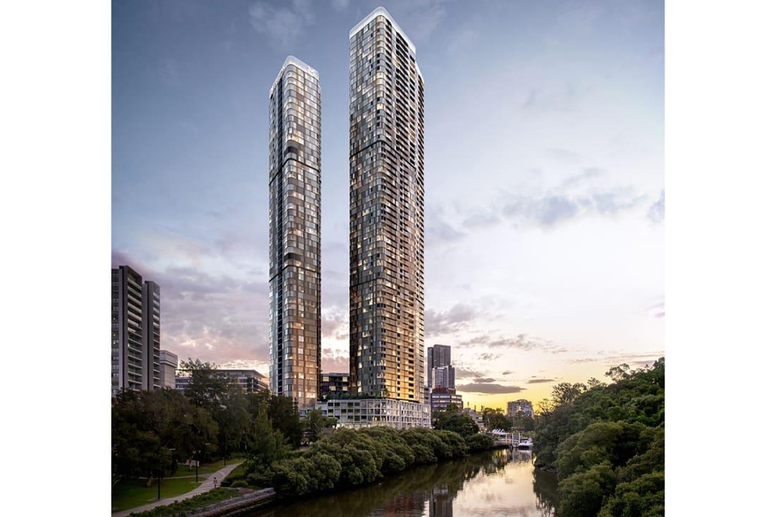 180 George Street, Parramatta