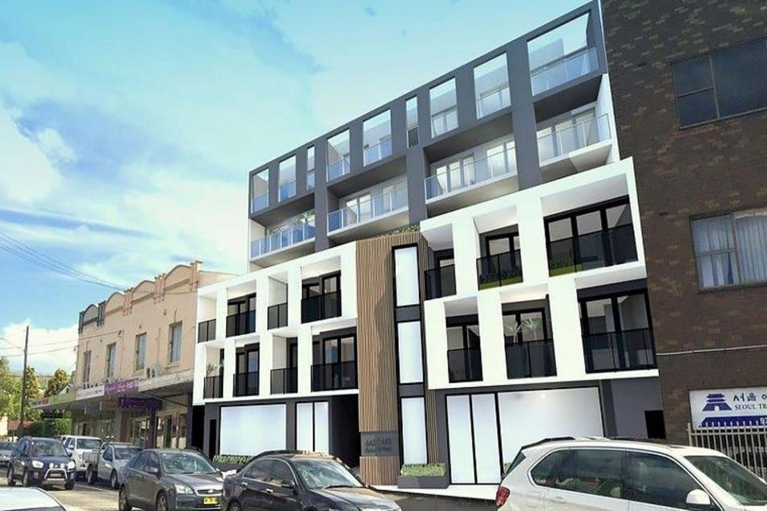 Quartz Apartments - 440 Burwood Road, Belmore