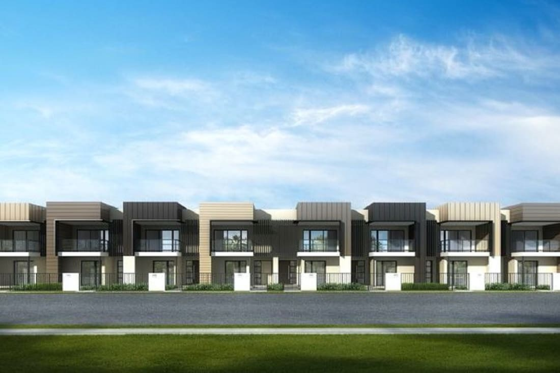 Allanvale Estate Townhouses - Casey Fields Blvd, Cranbourne East