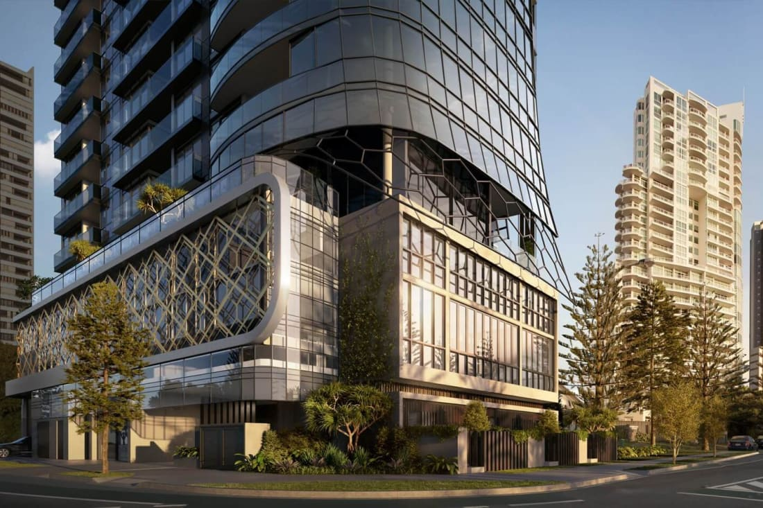 Elysian - 185 Old Burleigh Road, Broadbeach