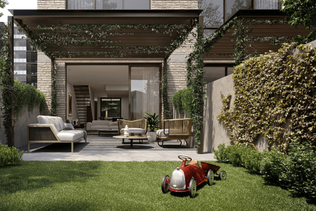 Gramercy Terrace - 38 Bendigo Street, Richmond